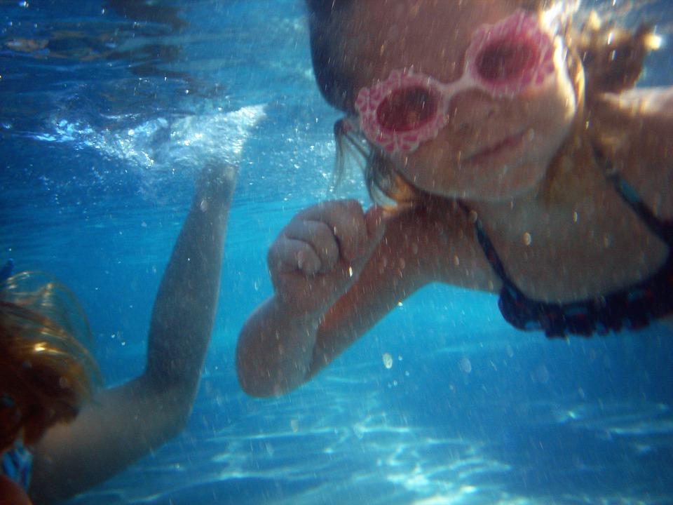 Salt water pools