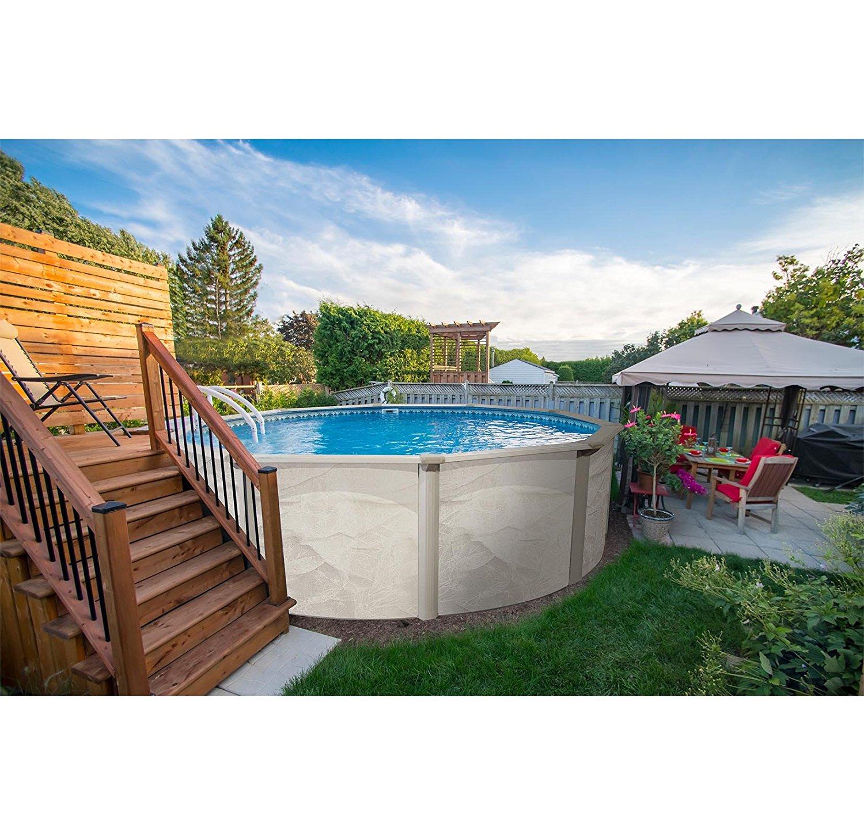 Cornelius pools phoenix 24 39 x 52 frame above ground pool - Pics of above ground pools ...