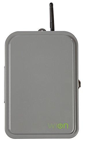 WiOn 50054 Outdoor Wi Fi Smart Box  Wireless Time Switch