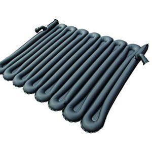 FlowXtreme NS1003 Solar Mat Pool Heater  Black