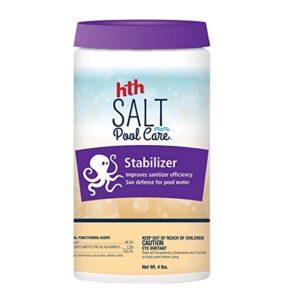 HTH Pool Stabilizer Salt Pool Care Stabilizer (67003)