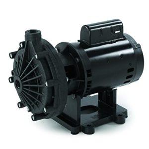 Pentair LA01N Energy Efficient Single Speed Pressure Side Pool Cleaner Booster Pump  3/4 Horsepower  115/230 Volt
