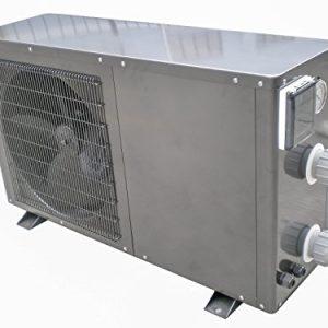FibroPool FH 055 Swimming Pool Heat Pump 55K btu/Hr