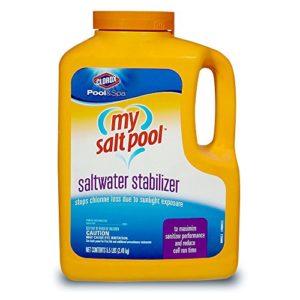 CLOROX Pool&Spa 80005CLX My Salt Pool Saltwater Stabilizer  5 Pound