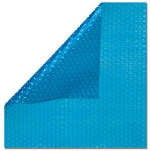 In The Swim 12 Mil 16 x 32 ft. Rectangle Swimming Pool Solar Blanket Cover