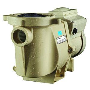 Pentair 011018 IntelliFlo Variable Speed High Performance Pool Pump  3 Horsepower  230 Volt  1 Phase   Energy Star Certified
