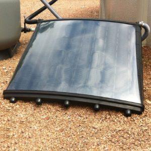Doheny's Solar Grid Pool Heating Solar Panels