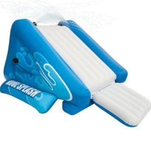 New INTEX Kool Splash Inflatable Swimming Pool Water Slide | 58851EP by PUNER Store