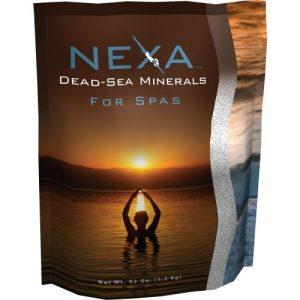 Nexa Spa Dead Sea Minerals   Natural Salts for Hot Tubs