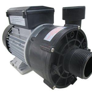 "American Spa Parts 6500 907 LX Circulation Pump WTC50M 230V 2006+ Jacuzzi J 400 Premium Sundance 1 1/2"" Side Discharge"