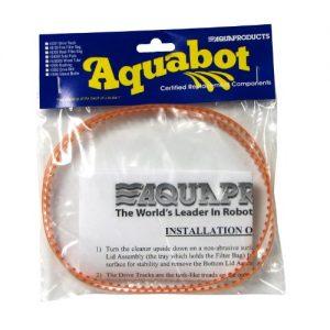 Aqua Products A3302PK Pool Cleaner Drive Belt   2-Pack