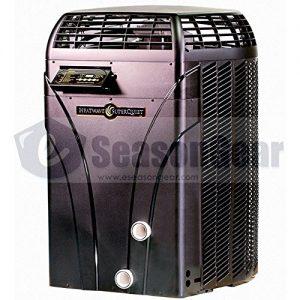 AquaCal HeatWave SuperQuiet SQ225 Heat Pump 143 000 BTU  SQ225AHDSBNP  Heat only  Replace SQ175 Swimming Pool Heater
