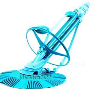 Automatic Generic Kreepy Krauly Pool Cleaner Vacuum Complete Set W/ Color Box