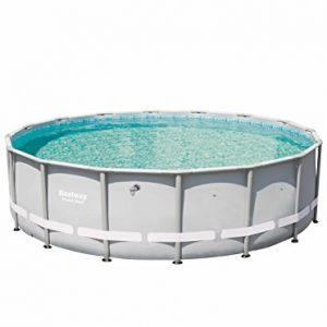 """Bestway 13429 Power Steel Swimming Pool  16' x 48"""""""