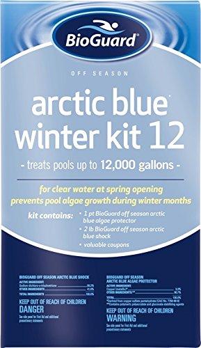 BioGuard Arctic Blue Winter Closing Kit - 12K (up to 12 000 gallons)