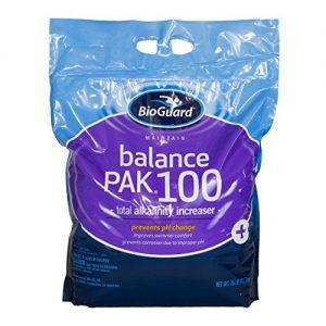 BioGuard Balance Pak 100 Alkalinity Increaser - 25 Lb