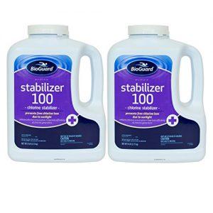 BioGuard Stabilizer 100 ( 6 lb) (2 Pack)