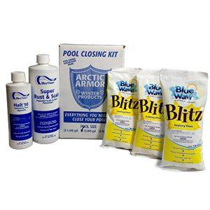 Blue Wave Large Chlorine Free Pool Winterizing Kit