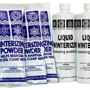 Chlorine Free Winter Closing Kit for Swimming Pools (30K Gallons)