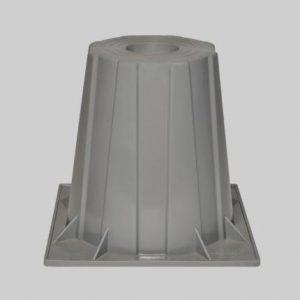 """Diversitech   6"""" Heat Pump Riser Package Of 4"""