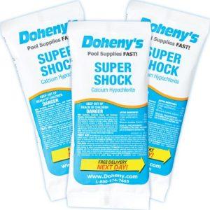 Doheny's Super Pool Shock 24 x 1 Lb Bags