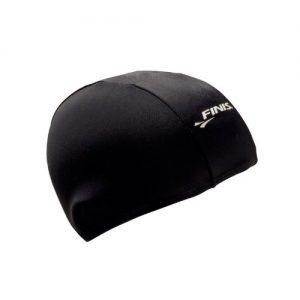FINIS Spandex Swim Cap Black