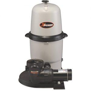 Hayward CC15093S XStream 1 5 HP Above-Ground Pool Filter Pump System