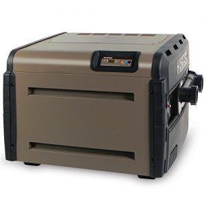 Hayward H400FDN Universal H Series 400 000 BTU Pool and Spa Heater  Natural Gas  Low Nox