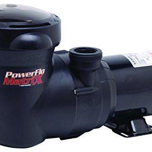 Hayward SP15922S PowerFlo Matrix 1 HP Dual Speed Above Ground Swimming Pool Pump