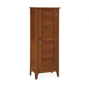 Home Styles Montego Bay Outdoor Multi-Purpose Storage Cabinet  One Door