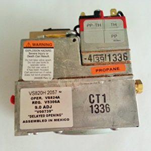 Honeywell Millivolt Gas Valve LP #VS820H 2057