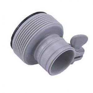 Intex Adapter B for Filter Pump   Saltwater Conversion Kit Single