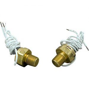 Jandy Hi E2 Series Replacement Pool Heater Hi Limit Switch Disc Set R0322700