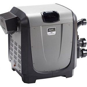 Jandy JXI260N Compact Swimming Pool Spa Hot Tub Natural Gas Heater 260K BTU