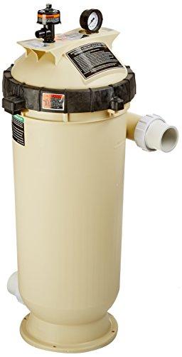 Pentair 160354 Clean   Clear RP Fiberglass Reinforced Polypropylene Tank Cartridge Pool Filter  100 Square Feet  100 GPM (Residential)