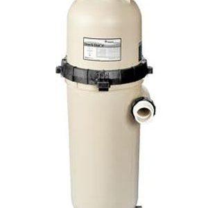 Pentair 160355 Clean   Clear RP Fiberglass Reinforced Polypropylene Tank Cartridge Pool Filter  150 Square Feet  150 GPM (Residential)