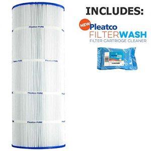 Pleatco Cartridge Filter PA120 120sqft Hayward Star Clear Plus C1200 CX1200RE C-8412 w  1x Filter Wash