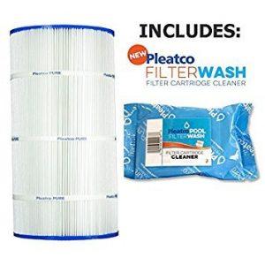 Pleatco Cartridge Filter PA90 90sqft Hayward C900 CX900RE Sta-Rite PXC-95 w  1x Filter Wash