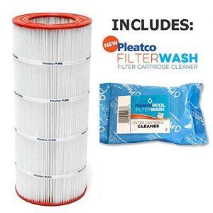 Pleatco Cartridge Filter PAP150-4 Pentair Clean   Clear 150 R173216 59054300 w  1x Filter Wash