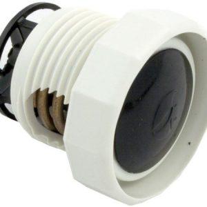 Polaris Vac Sweep 180  280  380 Pressure Relief Valve  Black PV91009002